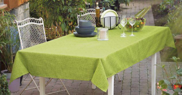 Gartenparty Deko für den Tisch