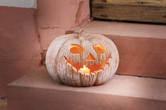 Frank Flechtwaren Halloween Deko