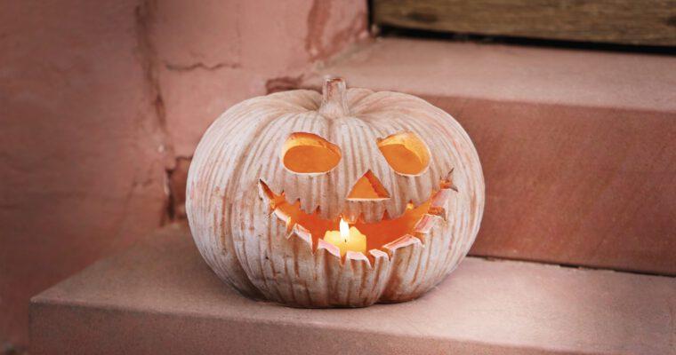 Gruselig-schöne Halloween-Deko-Ideen zum Nachmachen