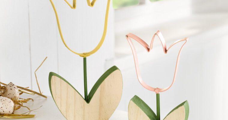Kreative Dekotipps für die Farbkombi Grau und Pastell