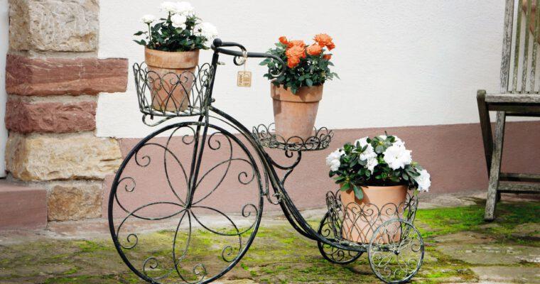 Blumenständer: Inspirationen für die Pflanzenbühne