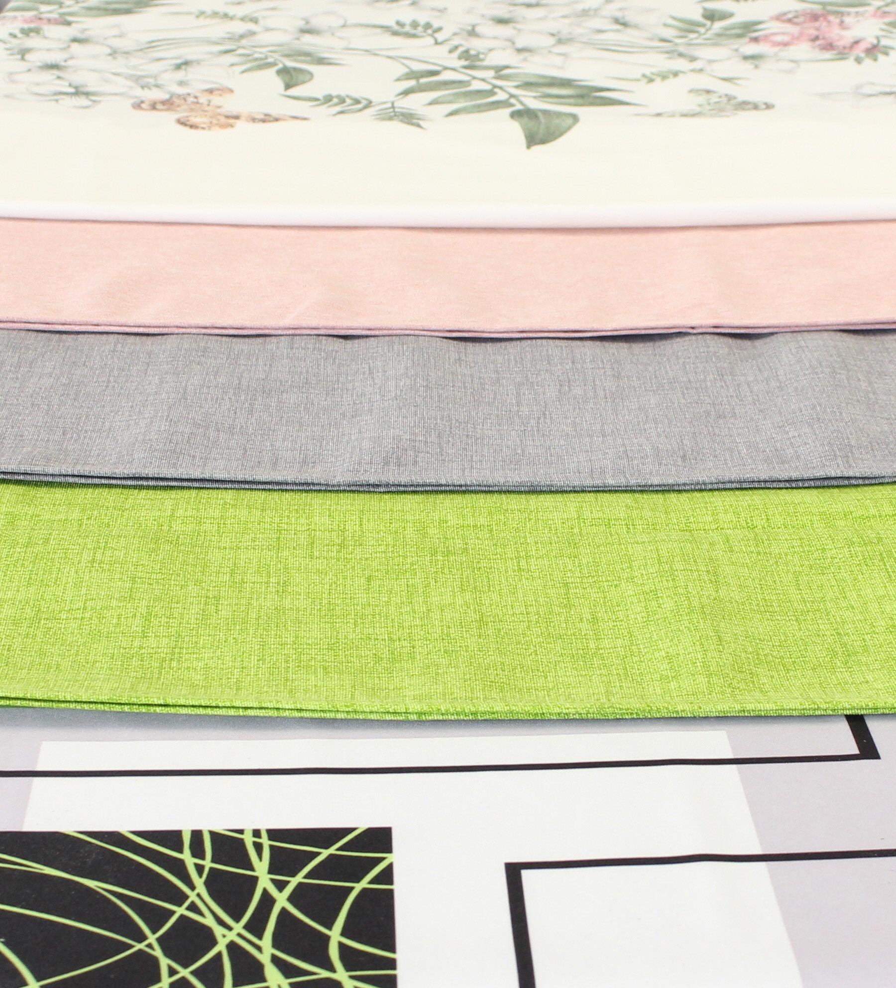 Tafeldecken als Tischdekoration zu festlichen Anlässen