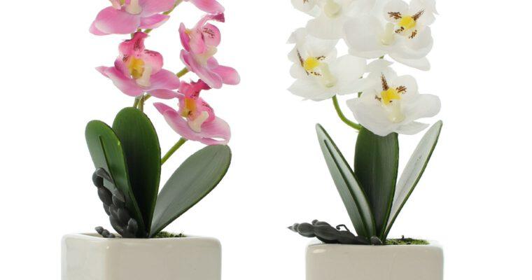 Kunstpflanzen: bunte Deko-Ideen für Ihr Zuhause