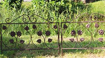 Rankhilfen: schönes Gerüst für Kletterpflanzen