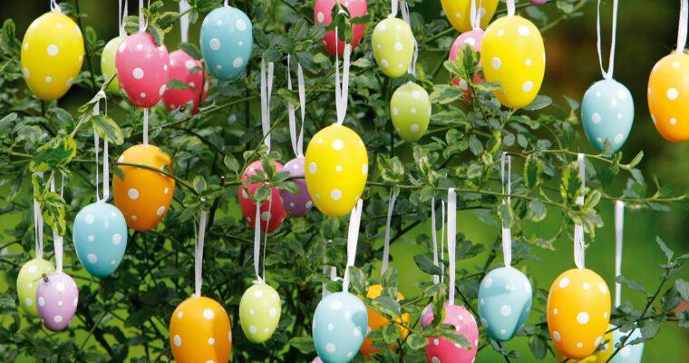 Ostereier bemalen: Tipps und Trends für tolle Designs