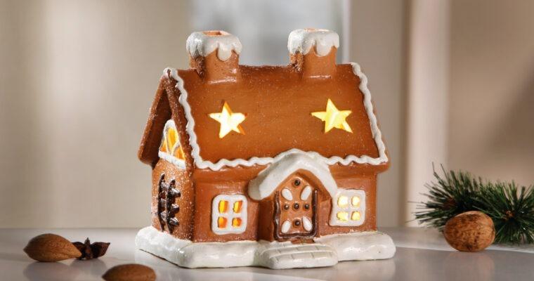 Viel zu schön zum Anknabbern! DIY-Lebkuchenhaus – ein selbstgemachter Klassiker