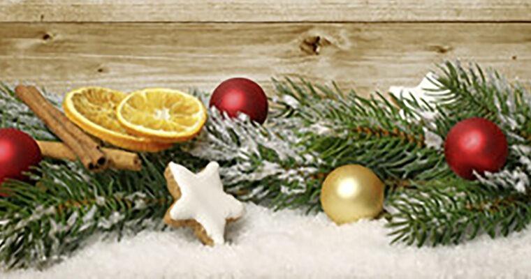 Inspiration für ein weihnachtliches Drei-Gänge-Menü