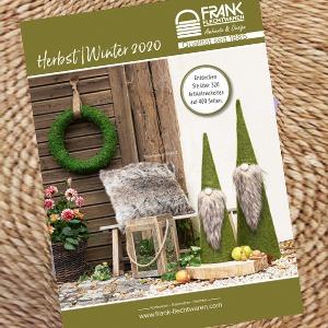Frank Flechtwaren Katalog