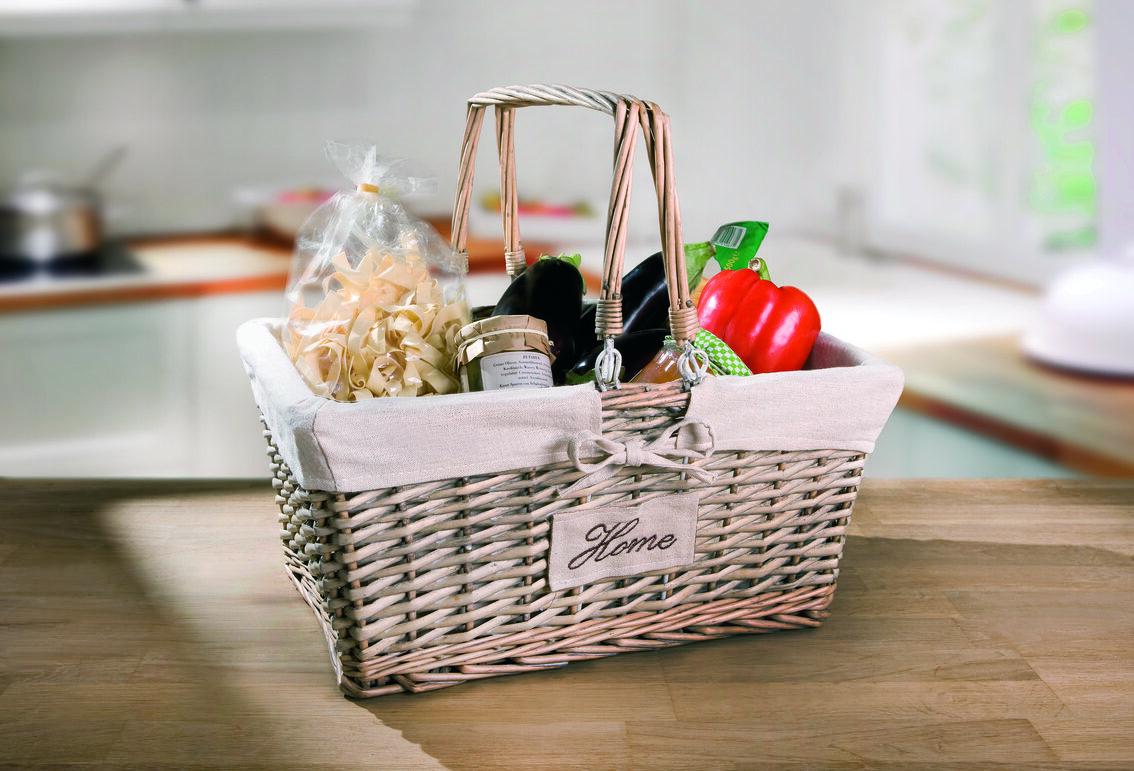 Einkaufskörbe – für den Umweltschutz beim Shoppen