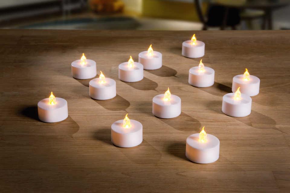 LED Teelichter