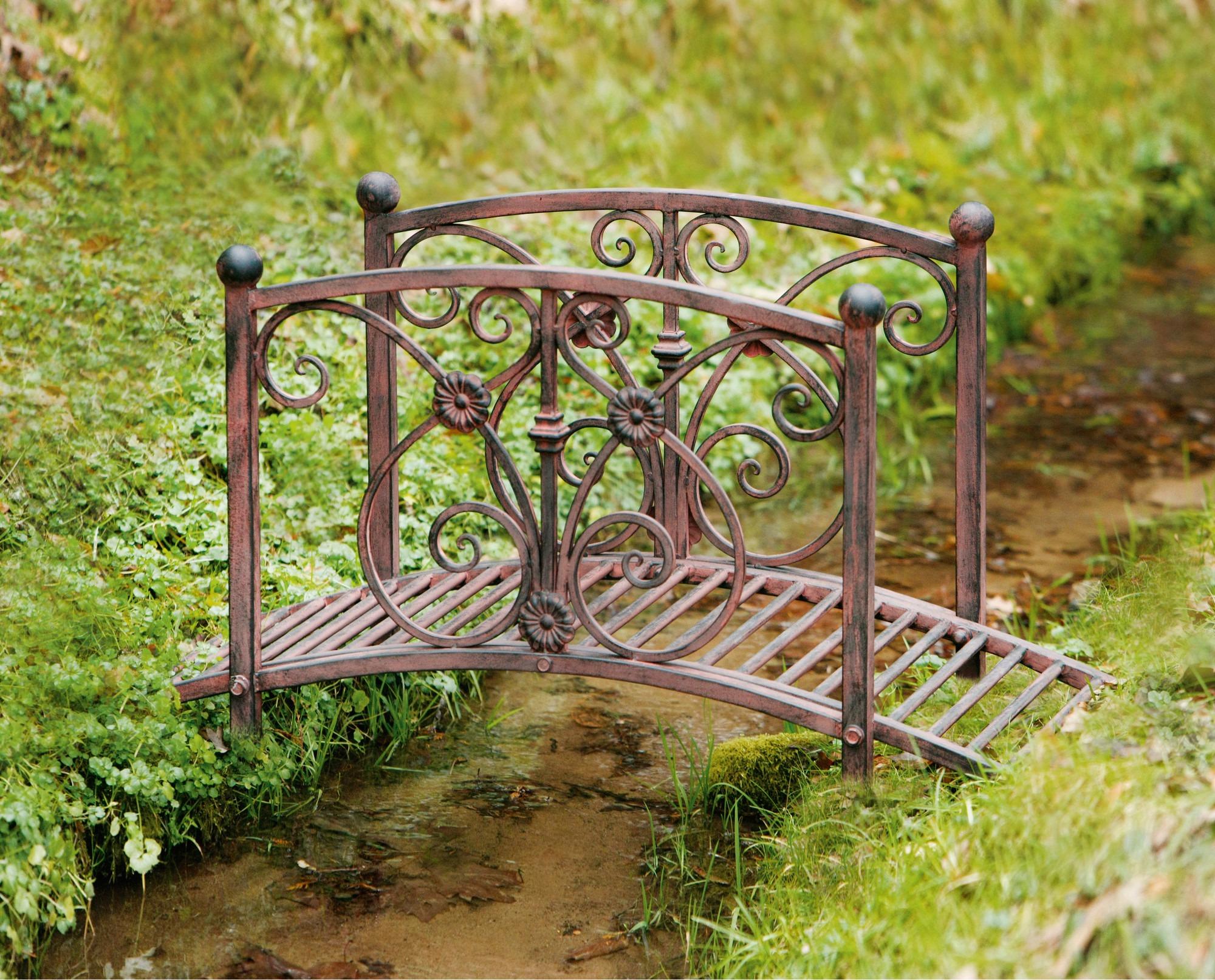 Kleine Brücke für den Garten