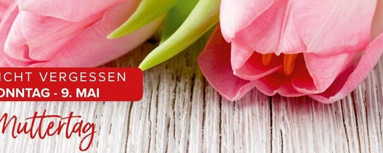 Muttertag am 9. Mai 2021: kreative Geschenkideen