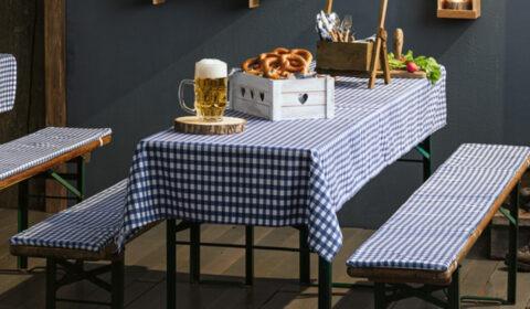 Biergarnitur Tag des Bieres